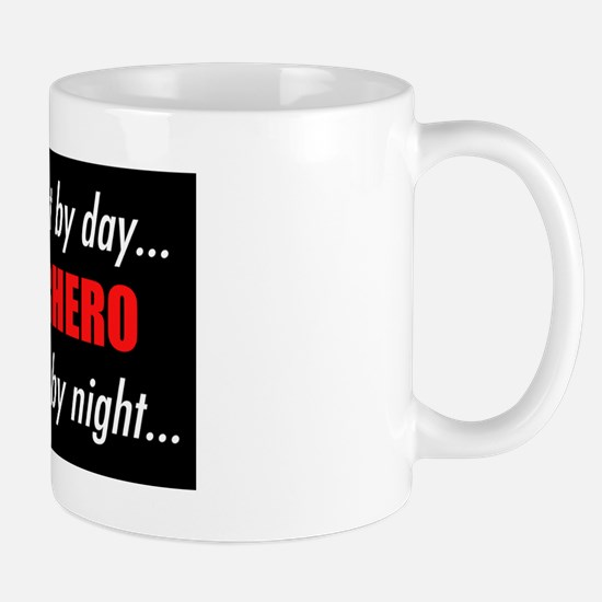 Superhero Neurologist Mug
