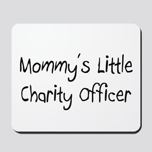 Mommy's Little Charity Fundraiser Mousepad