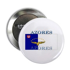 Azores Flag Button
