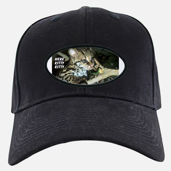 Kitty Baseball Hat