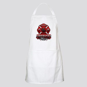American Heroes BBQ Apron