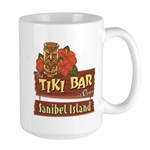 Sanibel Tiki Bar - Large Mug