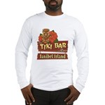 Sanibel Tiki Bar - Long Sleeve T-Shirt