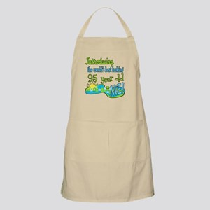 Best Looking 95th BBQ Apron