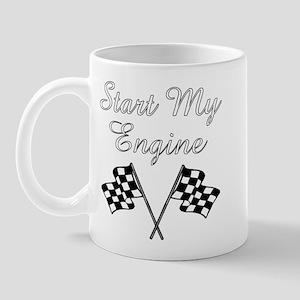 Start My Engine Mug
