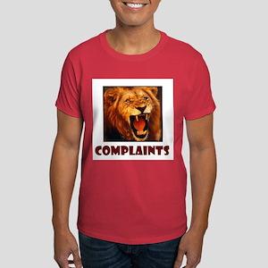 COMPLAINTS Dark T-Shirt