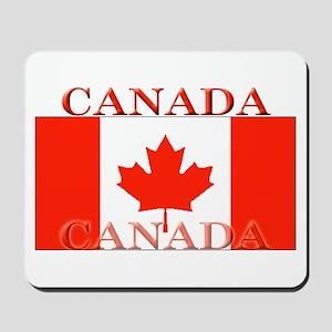 Canada Canadian Flag Mousepad