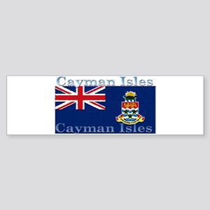 Cayman Islands Bumper Sticker