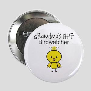 "Grandma's Birdwatcher 2.25"" Button"