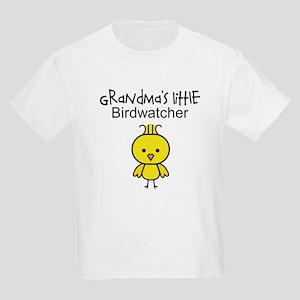 Grandma's Birdwatcher Kids Light T-Shirt