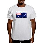 Cocos Islands Ash Grey T-Shirt