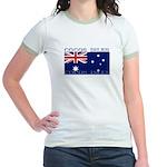 Cocos Islands Jr. Ringer T-Shirt