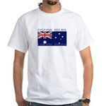 Cocos Islands White T-Shirt
