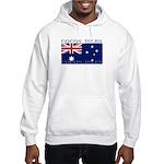 Cocos Islands Hooded Sweatshirt