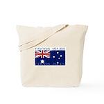 Cocos Islands Tote Bag
