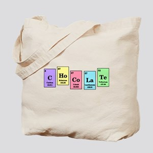 Chocolate periodic table gifts cafepress elemental chocolate tote bag urtaz Gallery
