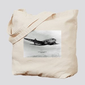 C-46 Commando Tote Bag