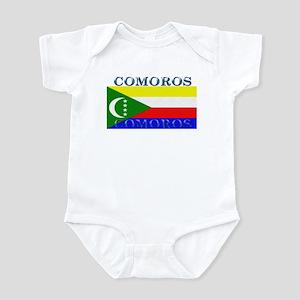 Comoros Infant Creeper