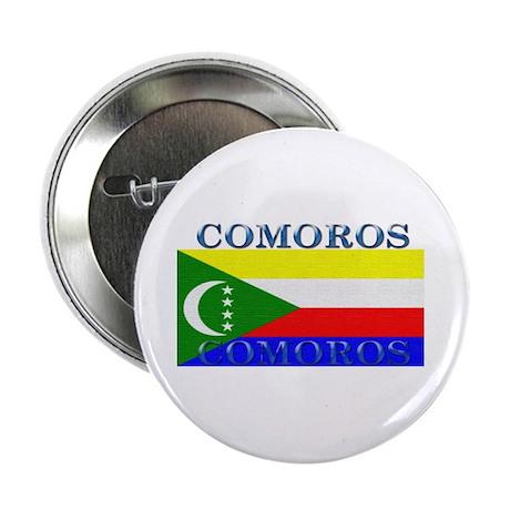 """Comoros 2.25"""" Button (10 pack)"""