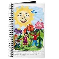 Warmth of the Sun - Journal