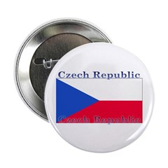 Czechoslovakia Czech Flag 2.25