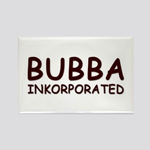 Bubba, Inc. Rectangle Magnet