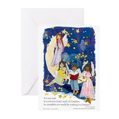 Complete Our World - Greeting Cards (Pk of 10)