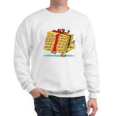 The Gift Of Duck Sweatshirt
