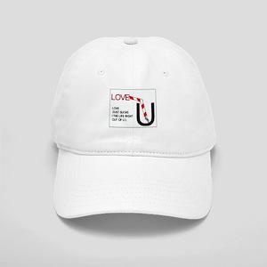 Love Just Sucks Cap