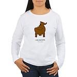chocowlate Women's Long Sleeve T-Shirt
