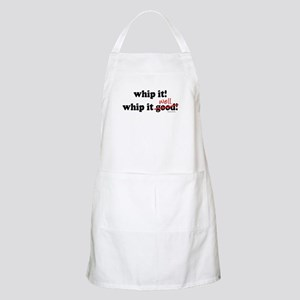 Whip It Well BBQ Apron
