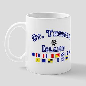 St. Thomas Island Mug