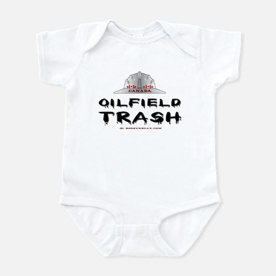 Canada Oil Field Trash Infant Bodysuit