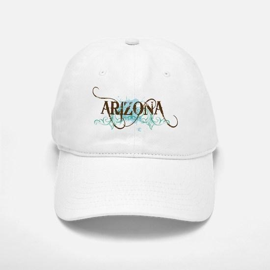 Arizona Grunge Baseball Baseball Cap