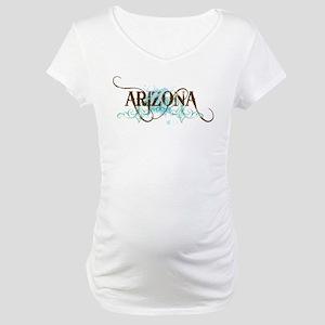 Arizona Grunge Maternity T-Shirt