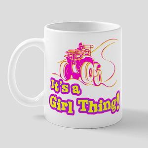 4x4 Girl Thing Mug