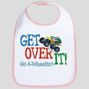 Get Over It - 4 Wheeling Bib