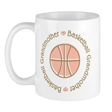 Basketball Grandmother Mug