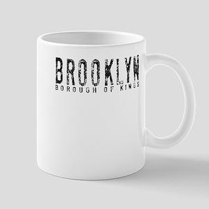 Brooklyn Borough Of Kings Mug