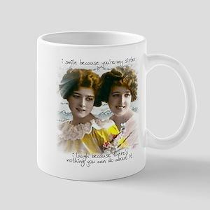 The Funny Sister - Mugs