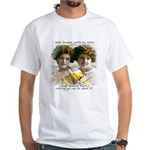 The Funny Sister - White T-Shirt