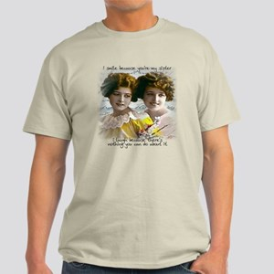 The Funny Sister - Light T-Shirt