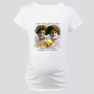 The Funny Sister - Maternity T-Shirt