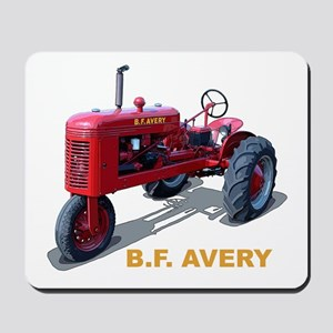The B.F. Avery Model A Mousepad