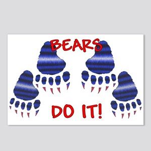 LEATHER PRIDE/BEARS DO IT! Postcards (Package of 8