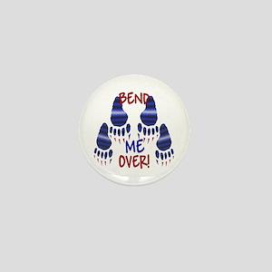 LEATHER PRIDE/BEND ME OVER Mini Button