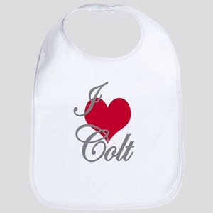 I love (heart) Colt Bib