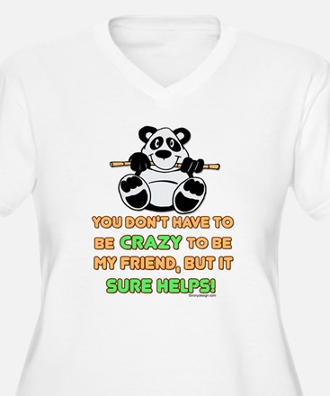 Crazy Friends T-Shirt