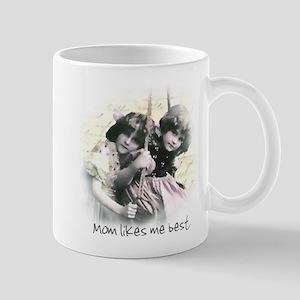 Mom Likes Me Best - Mugs
