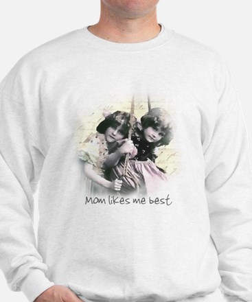 Mom Likes Me Best - Sweatshirt